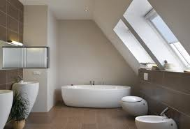 arredo mansarda moderno bagni moderni per mansarde idee e consigli edilnet