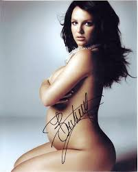 britney spears nudity britney spears pregnant u0026 nude autographed signed 8 x 10 reprint