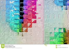 dimensional tile graphic design element stock image image 28705021