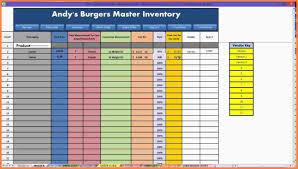 Restaurant Food Cost Spreadsheet 4 Restaurant Food Inventory Spreadsheet Costs Spreadsheet