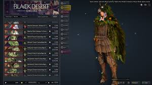 bdo wizard costume ten ton hammer black desert online reveals outrageous store prices