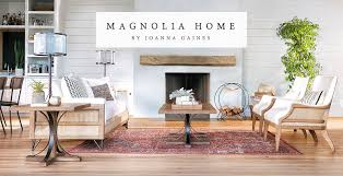 magnolia home magnolia home by joanna gaines at living spaces