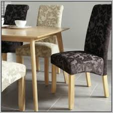 Oak Fabric Dining Chairs Round Dining Table And Fabric Chairs Chairs Home Decorating