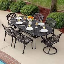 6 Chair Patio Dining Set 118 Best Patio Furniture Images On Pinterest Paths Patio Dining