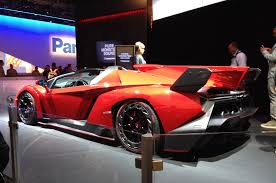 Lamborghini Veneno Red - lamborghini veneno roadster sports 750 watt monster audio system
