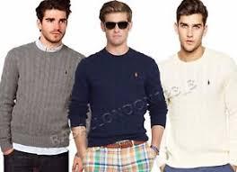 polo ralph lauren pullover sweater jumper for mens ebay