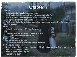 ppt the scarlet letter chapters 5 8 powerpoint presentation id