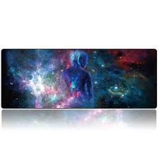 cool large mouse keyboard pad computer gaming desk soft mat