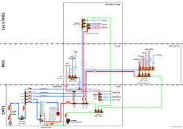 schema electrique cuisine schema electrique cuisine élégant rénovation schéma réseau page 1