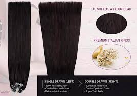 micro rings hair extensions cheap micro loop extensions for sale airyhair