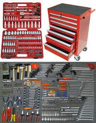 Komplettk He Famex Werkzeuge Werkzeuge Werkzeugkoffer Werkzeugkasten