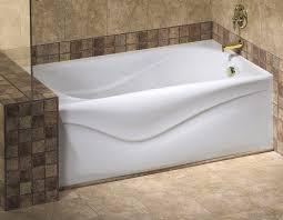 Bathtubs Montreal Vichy A 6032 Bathtub With Apron For Alcove Installation Bathtubs