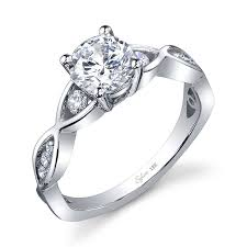 Beautiful Wedding Rings by 22 Best Spiral Engagement Rings Images On Pinterest Round