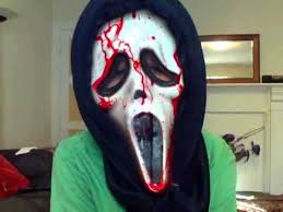 Halloween Costumes Scream Mask Ghost Face Scream Mask Bloody Action
