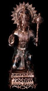 God Statue Tirakita Rakuten Global Market A Fine Statue Of Hanuman With