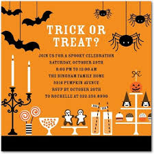 plain scary halloween party invitations images accordingly rustic
