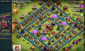 Coc Maps Gossip A Saudi Player Spends More Than 1 Million In Clash Of