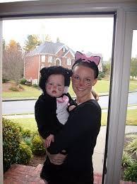 Mommy Halloween Costumes Mommy Kitty Cat Costumes Halloween Costume Ideas