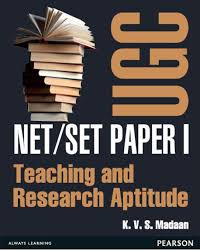 ugc net set paper 1 teaching and research aptitude 1st edition