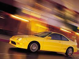 honda integra car classics