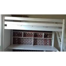 bureau conforama blanc lit mezzanine 1 place bureau bois blanc conforama achat et vente
