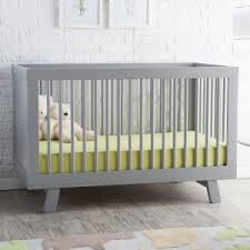 Hudson 3 In 1 Convertible Crib With Toddler Rail Furniture Hudson 3 In 1 Convertible Crib With Toddler Bed