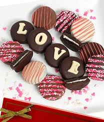 same day chocolate delivery belgian chocolate covered oreo cookies 12 pieces at from