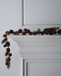 pine cone mantle holidays pinterest pine cone pine and garlands