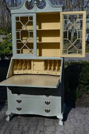 Secretary Desk And Hutch by 24 Best Painted Secretary Images On Pinterest Painted Furniture