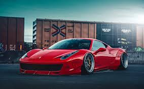 car ferrari wallpaper hd ferrari 458 liberty walk 2 wallpaper hd car wallpapers