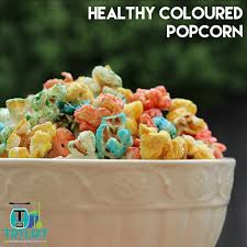 healthy coloured popcorn u2013 the road to loving my thermo mixer