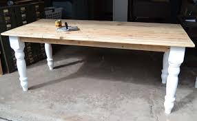 build your own farmhouse table easy diy farmhouse table my creative days