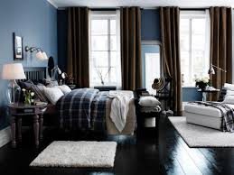 Interiors Fabulous Interior Design Color Combination Ideas with Bedroom Design Fabulous Blue And Grey Bedroom Royal Blue Living