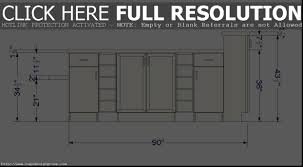 wall kitchen cabinets height tehranway decoration