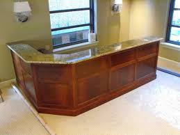 Small Salon Reception Desk by How To Make A Reception Desk That U0027s So Easy Nytexas