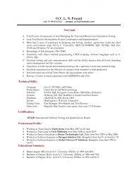 Fresher Resume For Java Developer Sample Resume Net Developer Resume For Your Job Application