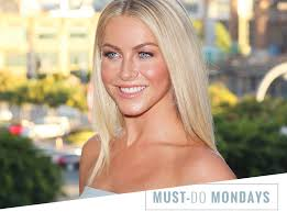 how does julienne hough style her hair julianne hough used this brightening shoo on her wedding day
