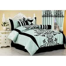 Tiffany Blue Comforter Sets 33 Best Damask Comforters Images On Pinterest 3 4 Beds A Walk