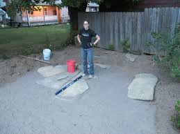 Flagstone Patio Cost Per Square Foot by What Does It Cost To Install A Patio Diy Network Blog Made