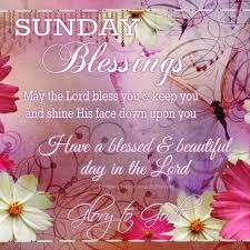 sunday blessing happy sunday blessings sunday