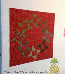 quilt pattern round and round the quilted pineapple pattern round and round by camille roskelly
