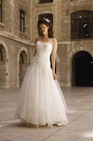 robe de mariã e bustier dentelle robe de mariée angie satin de soie et dentelle jupe en organza
