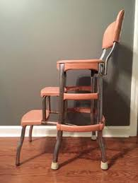 Step Stool Chair Combination Cosco Step Stool Chair Redo My Projects Pinterest Chair Redo