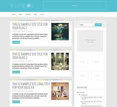 25 best free responsive blogger templates
