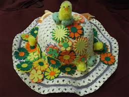 Easy Easter Bonnet Decorations by Easter Bonnet Ideas 24 Easter Hats That Will Delight Your Kids
