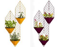 decorative outdoor planters funky for creative backyard garden
