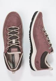 Dusty Purple Ecco Eco Footwear Women Trainers Ecco Aspina Trainers Dusty