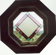 octagon stained glass window sheila u0027s stained glass