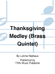 buy orchestra band scores sheet thanksgiving