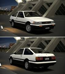 toyota car garage toyota corolla levin gt apex ae86 u002783 by gt6 garage on deviantart